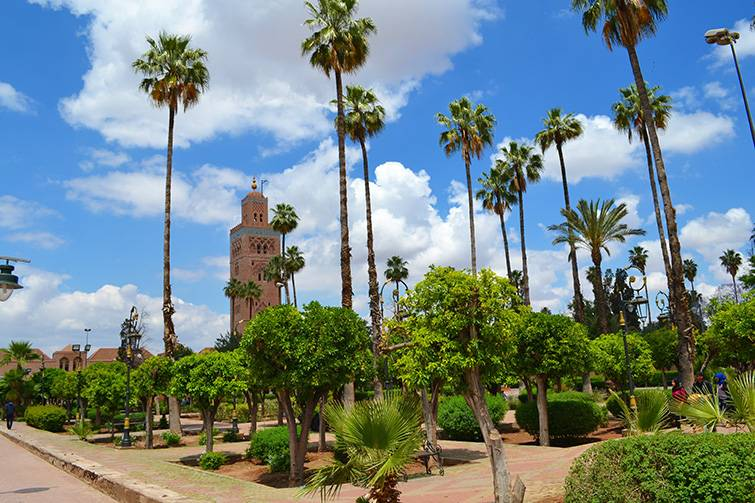 CARWIZ rent a car Marocco - Marrakech